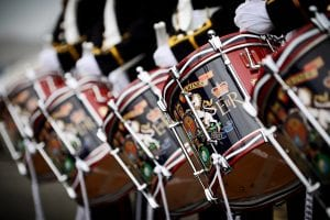 Marines Drums
